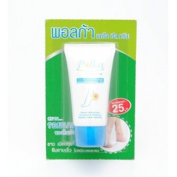 Kem Trị Nứt Gót Chân Polka Cracked Heel Cream 13g Thái Lan
