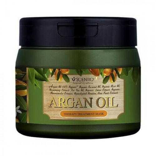 Kem Ủ Tóc Scentio Hair Professional Argan Oil Therapy Treatment Mask 250ml Thái Lan