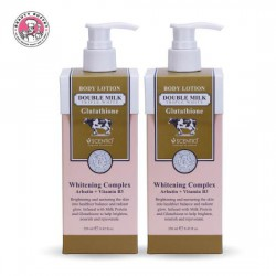 Combo 2 Chai Sữa Dưỡng Thể Scentio Double Milk Body Lotion 250ml Thái Lan