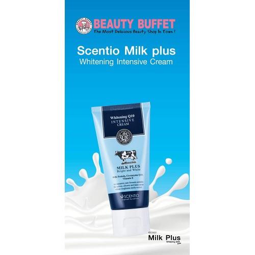 Kem Trị Thâm Đầu Gối Scentio Milk Plus Q10 50ml Thái Lan