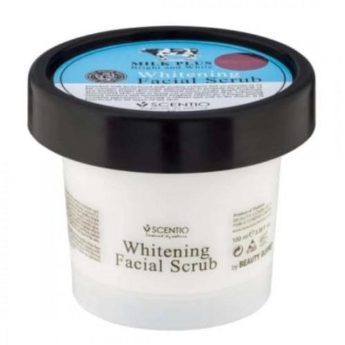 Tẩy Tế Bào Chết Da Mặt Milk Plus Facial Scrub Q10 100ml Thái Lan