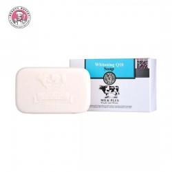 Xà Phòng Tắm Trắng Da Milk Plus Q10 100g Thái Lan