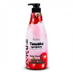Tinh Chất Cà Chua Dưỡng Trắng Da Toàn Thân Scentio Tomato 700ml Thái Lan