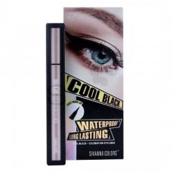 Bút Kẻ Mắt Nước Sivanna Colors Cool Black HF914 Thái Lan