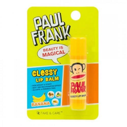 Son Dưỡng Môi Chuối Paul Frank Glossy Lip Balm Thái Lan