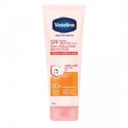 Serum Trắng Da Chống Nắng Vaseline Healthy White 50X 320ml Thái Lan