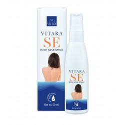 Xịt Trị Mụn Lưng Và Ngực Vitara SE Body Acne Spray 50ml Thái Lan