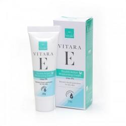 Kem dưỡng ẩm và se khít lỗ chân lông Vitara E Double Action Moisturizing Cream