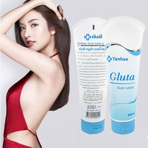 Kem dưỡng trắng da toàn thân GLUTA Yanhee