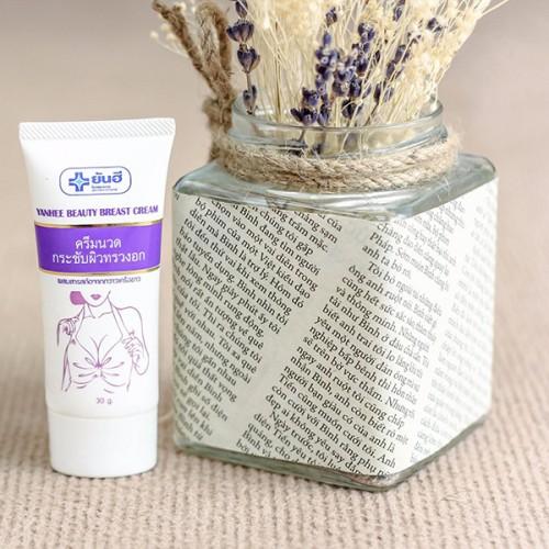 Kem Massage làm nở và săn chắc ngực Yanhee Beauty Breast Cream