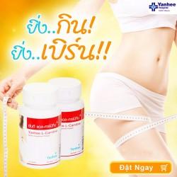 Thuốc giảm cân thảo  dược Yanhee L-Carnitine
