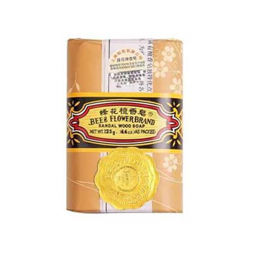 Xà bông trầm hiệu con ong  Bee & Flower 125g thái lan x 1 hộp