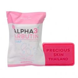Xà Phòng Trắng Da Toàn Thân Alpha Arbutin 3 Plus Soap For Body 80g Thái Lan