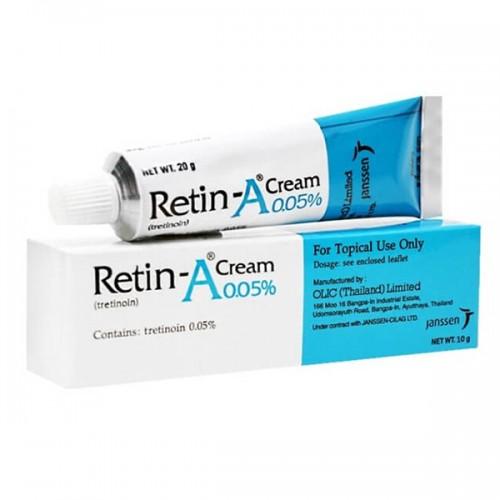 Kem trị mụn Retin-A Cream 0.05% Tretinoin