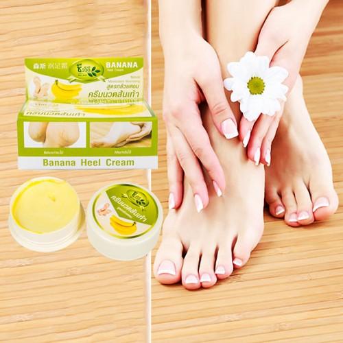 Kem Trị Nứt Gót Chân The Banana Cream Heels