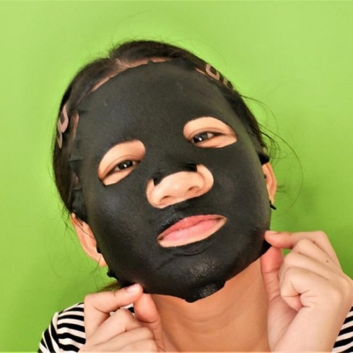 Lột Mụn Than Tre Charcoal Peel Off Mask 25ml Thái Lan