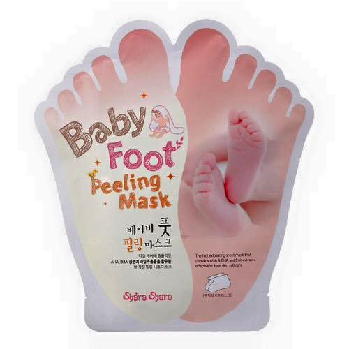 Mặt Nạ Chân Baby Foot Peeling Mask Thái Lan