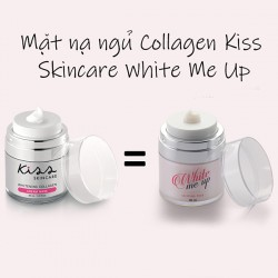 Mặt nạ ngủ Collagen Kiss Skincarre White Me Up