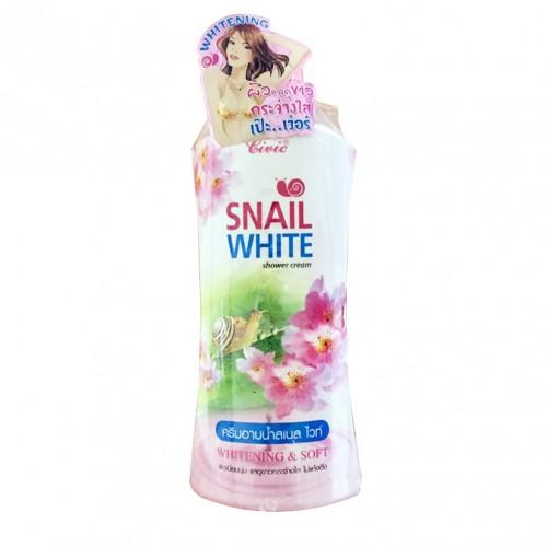 Sữa tắm Civic Snail White Shower Cream 700ml