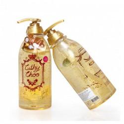 Sữa tắm trắng da Cathy Choo 24K Active Gold Fragrance Shower Gel thái lan