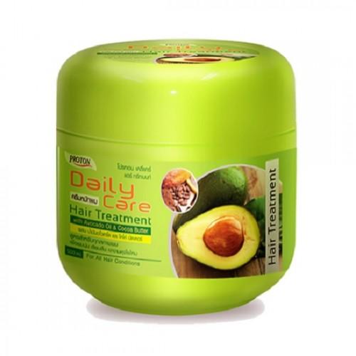 Kem Ủ Dưỡng Tóc Proton Daily Care Bơ Cacao 500ml Thái Lan