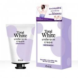 Kem trị thâm nách KISS Total White Underarm Cream