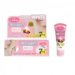 Kem trị thâm nách Magic White A Bonne Yogurt Milk 7 in 1