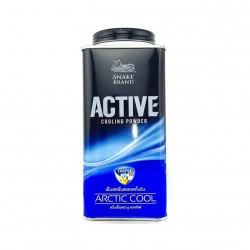 Phấn lạnh Snake Brand Active Arctic Cool cho nam 300gr