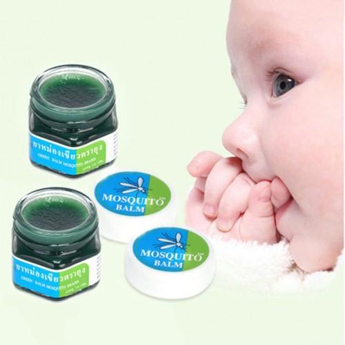 Dầu cù là trị muỗi đốt thái lan an toàn cho bé