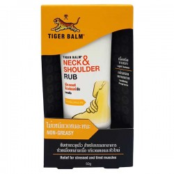 Dầu xoa bóp Tiger Balm Neck & Shoulder Rub
