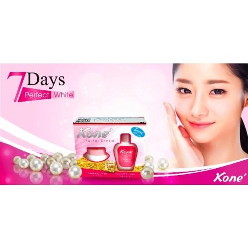 Bộ Kem Trắng Da Chống Nắng Trị Nám Kone Facial Cream Thái Lan