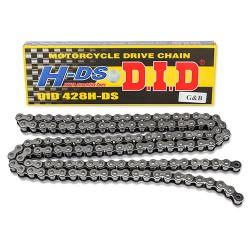 Sên DID HDS 428-114RB Steel Exciter 135 Thái Lan (Đen)