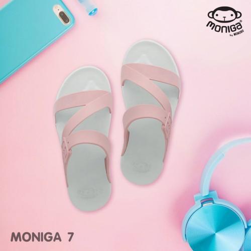 Dép Quai Ngang Đóng Nút Chữ Z MONOBO - MONIGA 7 Thái Lan