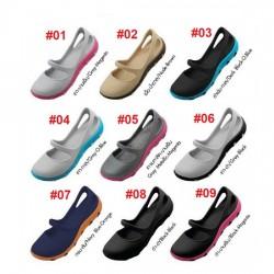 Giày Nhựa Đúc 2 Lớp Đế Trái Tim Monobo Tammy Thái Lan