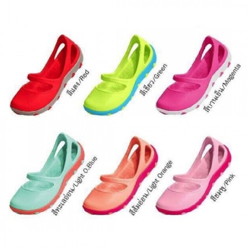 Giày Nhựa Thái Lan Cho Bé Gái Monobo Tammy Kids [Full Size]