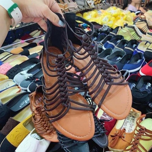 [Order] Giày Sandal Chiến Binh SIS Thái Lan [Size 36 - 40]