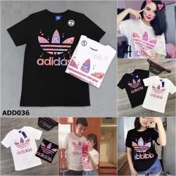 Áo Thun Nam Nữ Adidas ADD036 Thái Lan Full Size