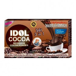 Bột Cacao Giảm Cân Đẹp Dáng Idol Cocoa CTC83 Thái Lan [10 Gói]