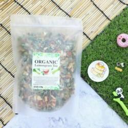 [Organic] Trà Sả Thải Độc Organic Lemongrass Tea 100g Thái Lan