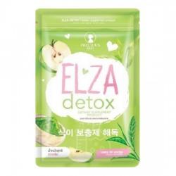 Viên Uống Giảm Cân Thải Độc Elza Detox 60 Viên Thái Lan