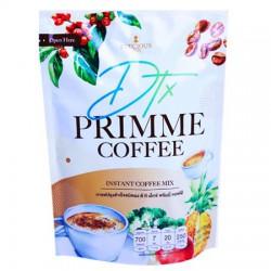 [3-5 Ngày] Cà Phê Giảm Cân CTC142 DTX Primme Coffee Thái Lan [15g x10 gói]