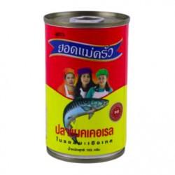 Cá Thu Sốt Cà 3 Cô Gái Yod Mae Krua CTC111 Thái Lan 115g