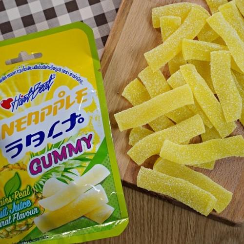 Kẹo Gummy vị thơm chua ngọt - Gummy Pineapple Salt