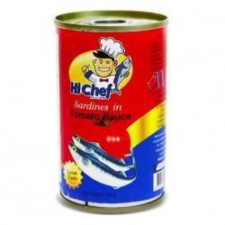 Cá Mòi Sốt Cà Hi Chef CTC84 155g Thái Lan [Siêu Ngon, Giàu Dinh Dưỡng]