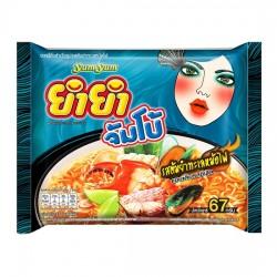Mì Tom Yum Hải Sản Yum Yum Jumbo 67g Thái Lan