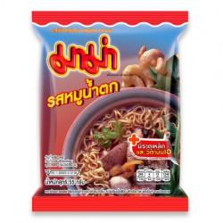 Mì Moo Nam Tok Mama CTC108 55g Thái Lan