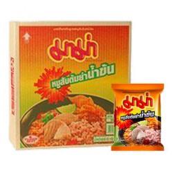 Thùng 30 Gói Mì Thịt Băm Súp Tom Yum Mama CTC99 Thái Lan