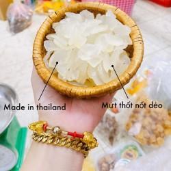 Mứt Thốt Nốt Sấy Dẻo Thái Lan - Mứt Tết 2021
