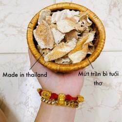 Mứt Trần Bì Thái Lan - Mứt Tết 2021