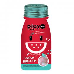 Kẹo ngậm Play More dưa hấu thái lan dạng gói 12g